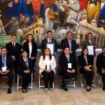 mexico, nicaragua, embajada, visita,