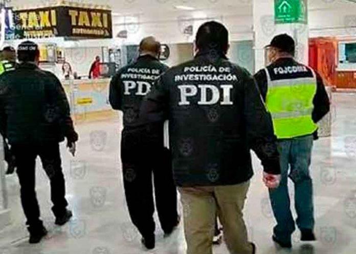 Policía de investigación de México