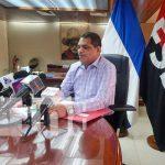 Conferencia de prensa sobre la economía de Nicaragua con Iván Acosta