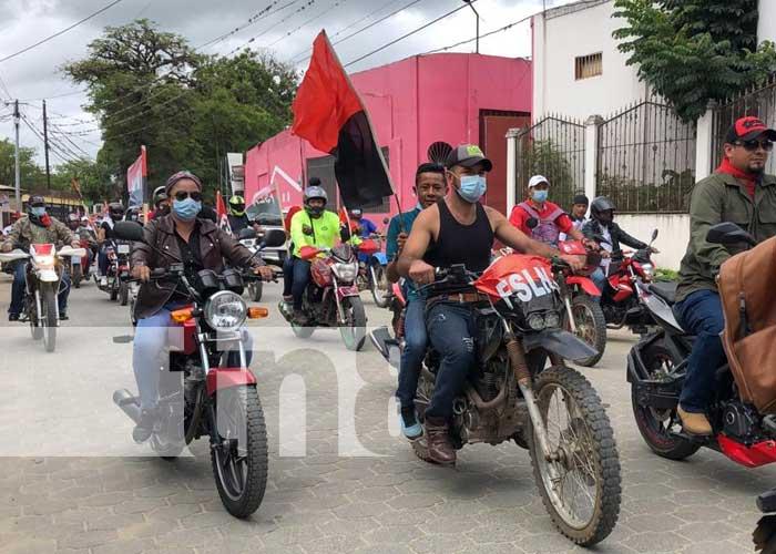 Caravana para celebrar la Revolución este 19 de julio en Jalapa