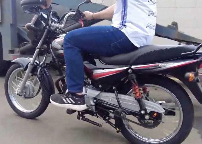 Moto Bajaj CT125