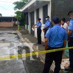 nicaragua, managua, villa guadalupe, crimen, disparos,