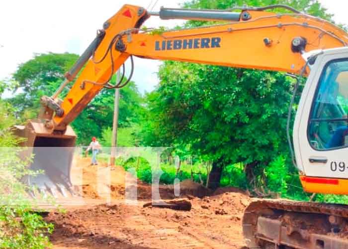 Avanzan proyectos en Nandaime