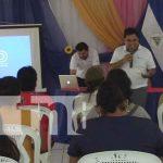 Dueños de pequeñas y mediana empresa en Ocotal participan en un Maratón para la Transformación Digital de negocios y emprendimientos INATEC