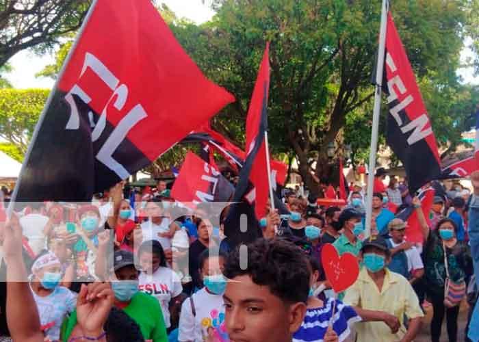 La celebración del 19 de Julio todo un éxito en Nandaime