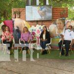 MEFCCA durante concurso para personas con discapacidad en Nicaragua