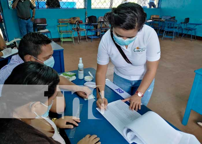 Ciudadanos de Bluefields realizan verificación ciudadana