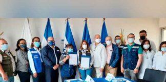 Nicaragua y Honduras firman acuerdo para eliminar la malaria