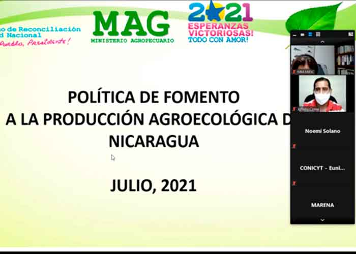 "Ministerio Agropecuario presentó la ""Política Agroecológica"""