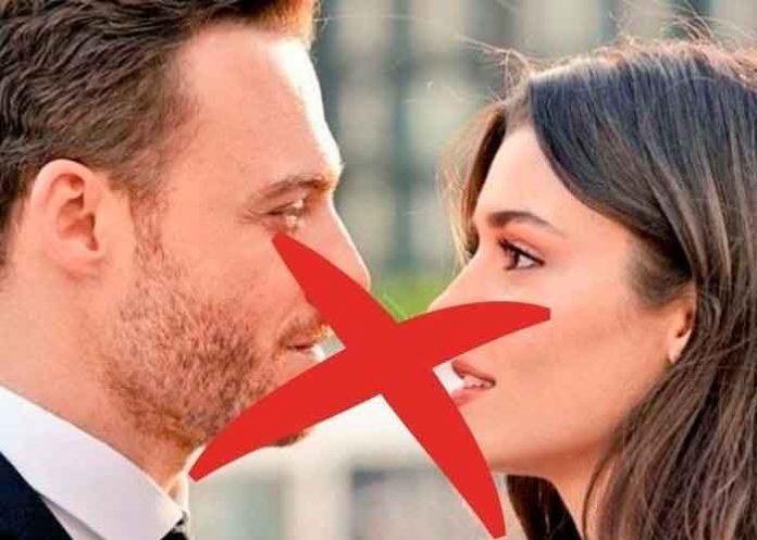 Conocé la razón por la que no hay besos en las novelas turcas