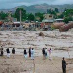 Intensas lluvias causan 200 muertos en Nuristán, este de Afganistán