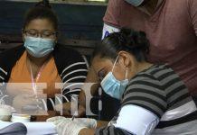 Foto: Familias de la Isla de Ometepe participan en proceso de verificación / TN8