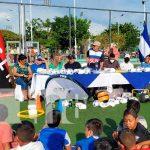 Nicaragua, Managua, alcaldia, academia de porteros,