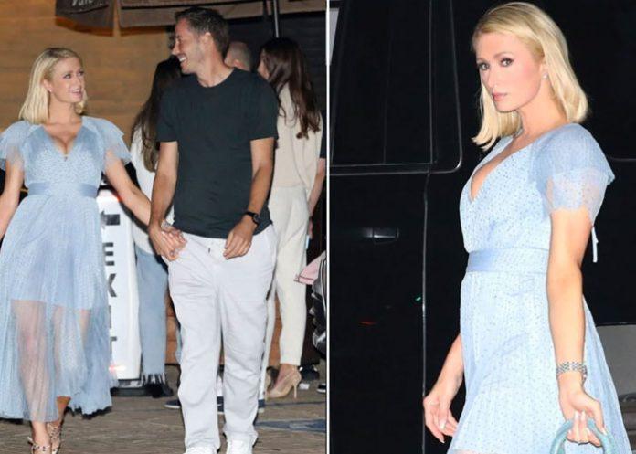 Foto: Paris Hilton espera su primer hijo con Carter Reum / Referencia