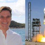 Foto: Blue Origin tendrá el pasajero más joven en ir al espacio / Referencia