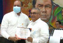 Foto: Reconocen a trabajadores del patrimonio histórico de Managua / TN8