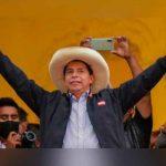 Foto: Pedro Castillo es proclamado presidente electo de Perú/Referencia