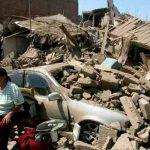 Al menos 41 personas heridas tras sismo en Perú