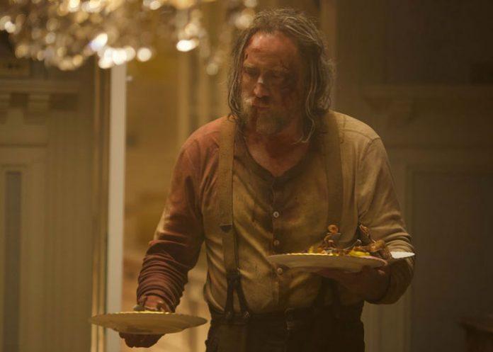 Foto de la película Pig, protagonizada por Nicolas Cage