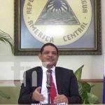 Iván Acosta, ministro de Hacienda y Crédito Público, presenta el Plan de Producción