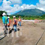 isla de ometepe, proyectos, nicaragua, agua potable,
