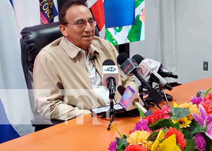 Conferencia de puertos de Nicaragua con 113 toneladas en comercio internacional