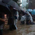 Precipitaciones en la provincia china de Henan dejan 376.000 evacuados