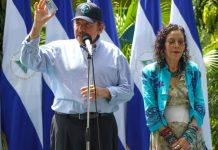 Foto: Daniel Ortega en jornada de verificación / Cortesía