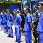 Captura de delincuentes gracias a la policía de León