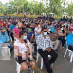 Reunión con autoridades de Boaco sobre el plan de producción