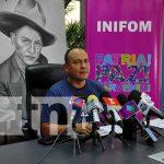 Iván Lacayo, director de INIFOM, con reporte sobre proyectos