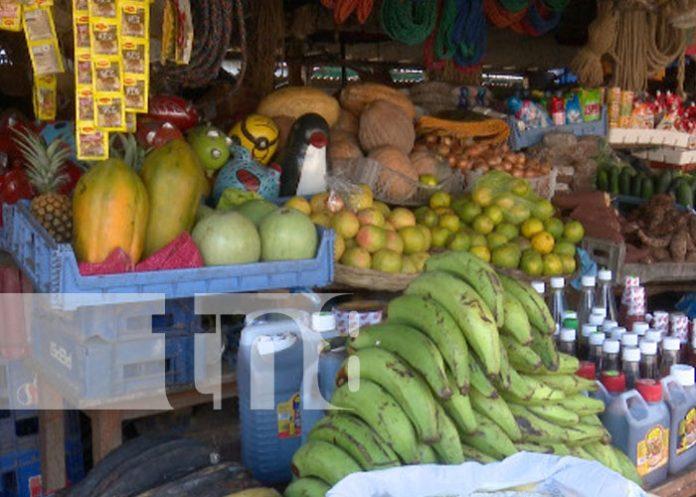 Foto: Reportan abastecimiento de productos en mercados de Nicaragua / TN8