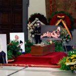 musica, funeral, despedida, raffaella carra, roma,