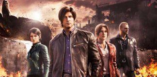 Imagen de la miniserie Resident Evil: Infinite Darkness