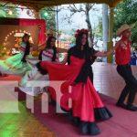Foto: JS realiza Festival Departamental Chavala Revolución 2021 / TN8