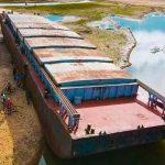 """Argentina declara """"emergencia hídrica"""" por descenso del río Paraná"""