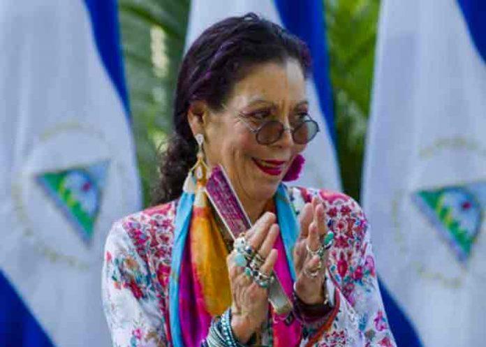 nicaragua, mensaje, vice presidenta, rosario murillo, venezuela,