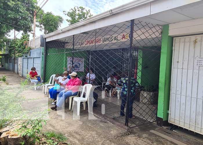 Jornada de salud visual en Managua