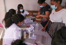 Brigada médica de salud en Río Blanco