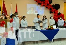 Foto: Gobierno de Nicaragua entrega equipos tecnológicos a Silais del país / TN8