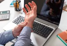 ¿Te duelen los dedos y la mano? esta podría ser la enfermedad que padeces túnel carpiano