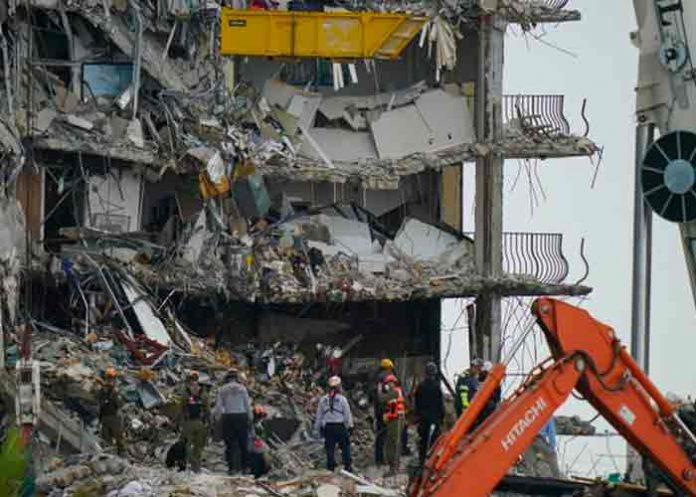 estados unidos, edificio, rescate, derrumbe,