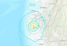 Un sismo de magnitud 6,1 sacudió la región fronteriza entre Perú y Ecuador