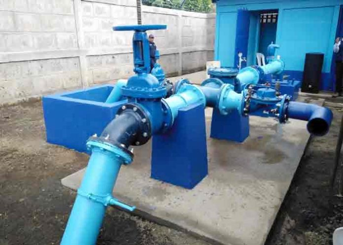 ENACAL inaugura pozo de agua en Ticuantepe - Managua