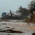 Prubas de juegos olímpicos quedan suspendidas por paso de Tifón