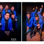 Se hizo viral un Tik Tok con la letra de una canción de Los Ángeles Azules, una popular banda mexicana.