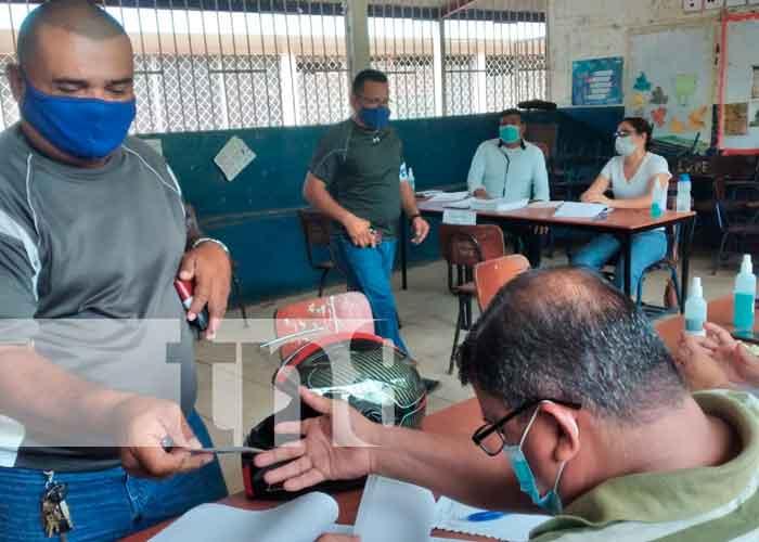 Avanza el proceso de verificación ciudadana en Tipitapa