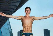 El británico Tom Daley se declara gay en la gala de los Juegos Olímpicos