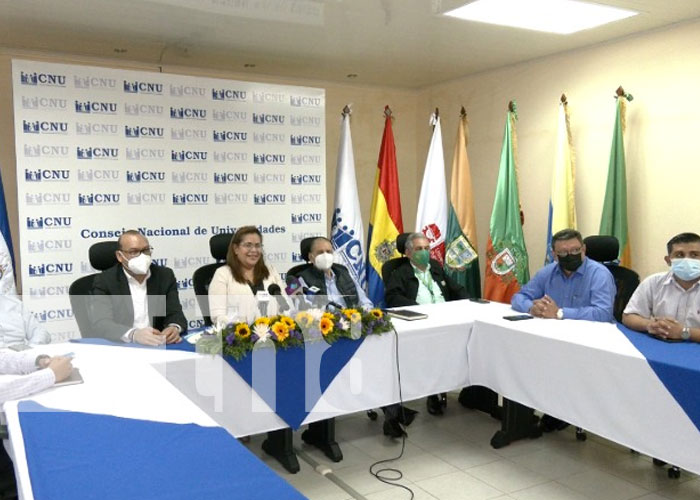 Foto: Estas actividades desarrollarán las universidades en Nicaragua esta semana / TN8