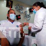 Vicepresidenta de Nicaragua Rosario Murillo anunció que se inmunizarán contra el Covid-19 a personas mayores de 45 años de edad